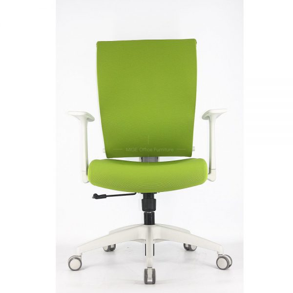 Staff Chair MOTION-001B-WH